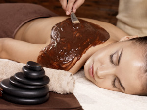 """Chocolate Temptation"" SPA therapy €45"