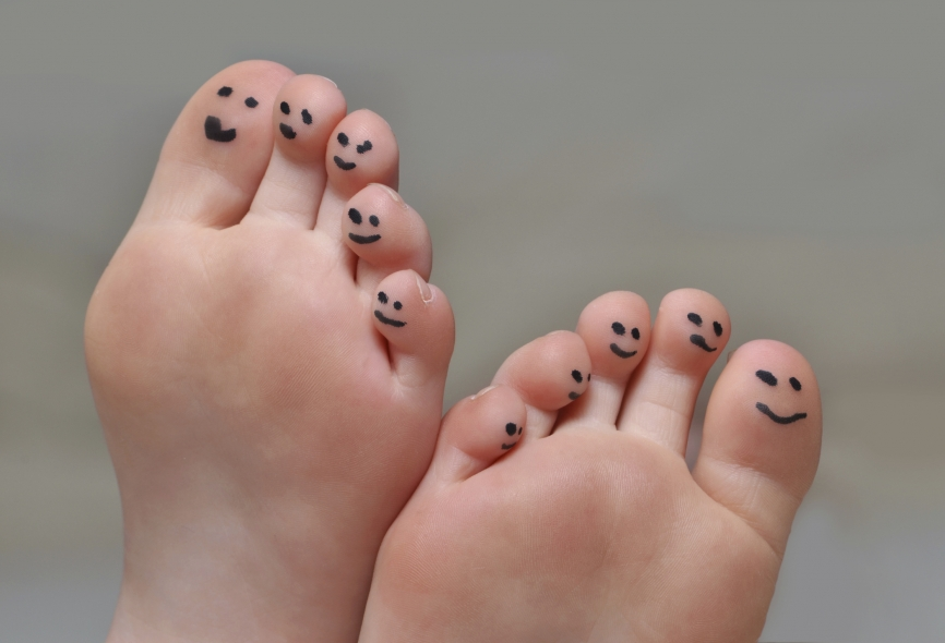 Happy Feet Therapy