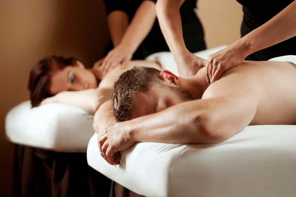 Couple massage €80 (60min)